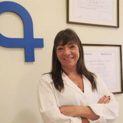 Dra. Ferreti sobre ACV