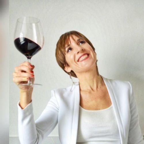 María Mendizábal sommelier vino