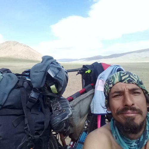 Luciano Menghini viajes